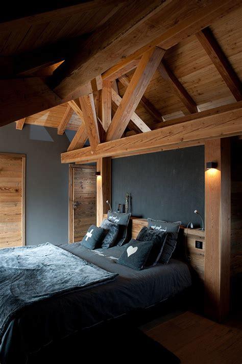 decoration de chalet interieur d 233 coration d int 233 rieur chambre chalet les 2 alpes
