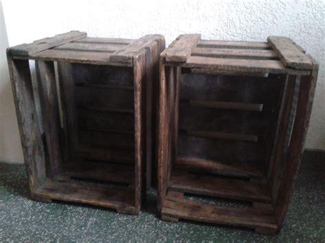 Holz Nach Lackieren Rau by Alte Weinkisten Restaurieren Selbst De Diy Forum