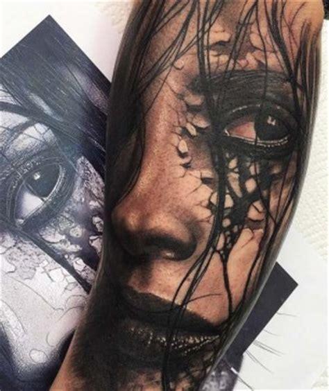 tattoo 3d face 3d tattoo best tattoo ideas gallery