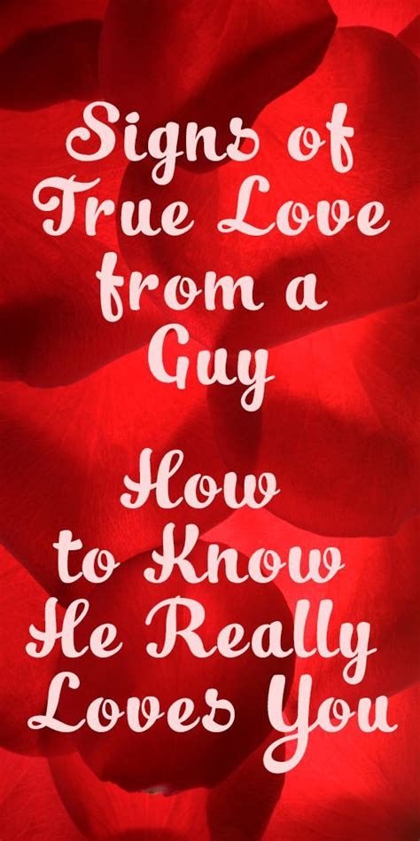 signs of true love love quotes for him for her signs of true love from a