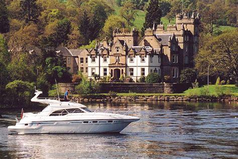 cameron and house dream honeymoon destination scotland bridalguide