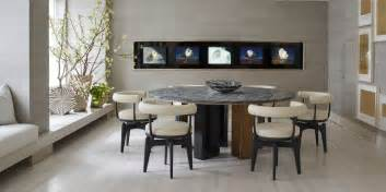 Dinning Room Decor 25 Modern Dining Room Decorating Ideas Contemporary Dining Room Furniture