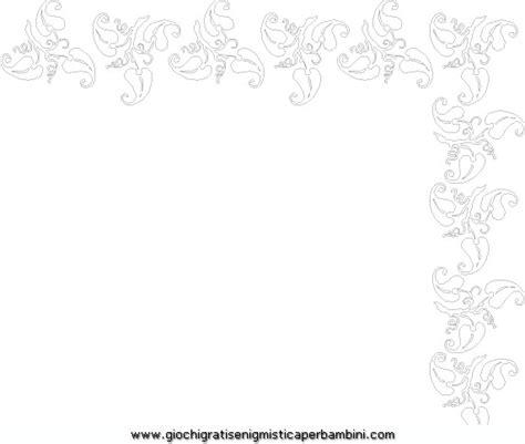 cornici medievali disegni cornici quadri 2 disegni per bambini da stare e