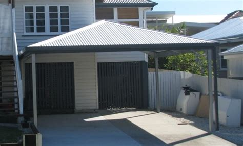 Hip Roof Carport Kit the best carport kits delivered australia wide
