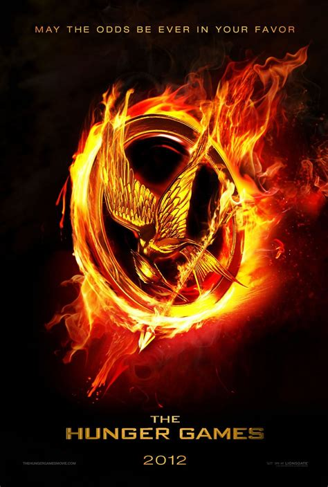 hunger games poster the hub