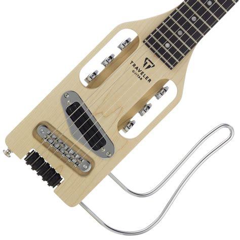 ultra light electric guitar amazon com traveler guitar ultra light electric travel