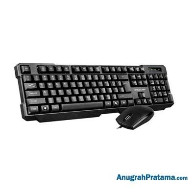 Keyboard Usb Terbaru jual prolink pccs 1003 usb classic keyboard mouse