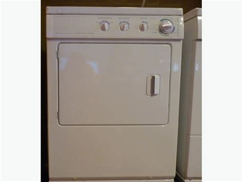 Frigidaire Apartment Size Washer Dryer Frigidaire Heavy Duty Dryer Apt Size Stackable West Shore