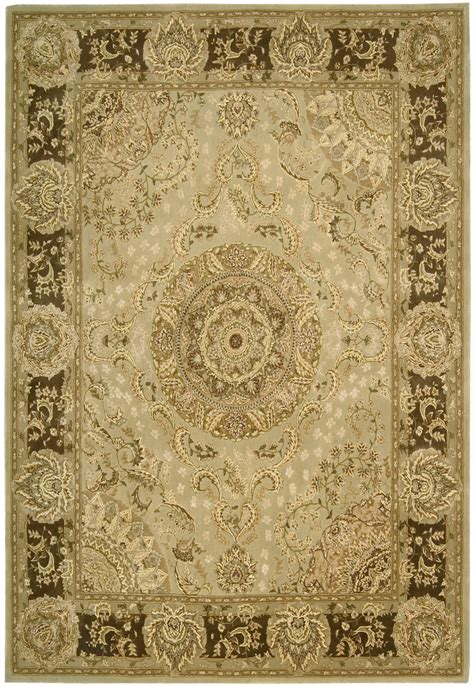 noury rugs nourison 2000 2236 tarragon traditional area rug carpetmart