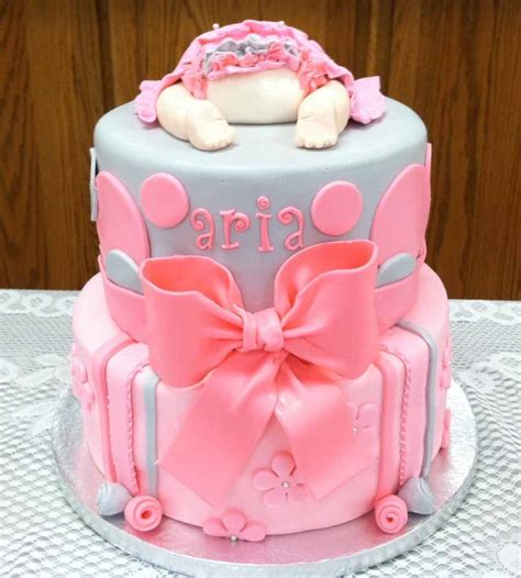 girl themes for cakes baby shower cakes ideas for girls free printable baby