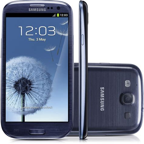 Samsung S3 I9300 S Iii 4 8inchi Tempered Glass Screen Guard Anti Gores samsung galaxy s3 16gb i9300 blauw zwart wit