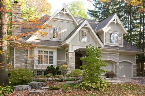 mineola cottage craftsman exterior toronto by
