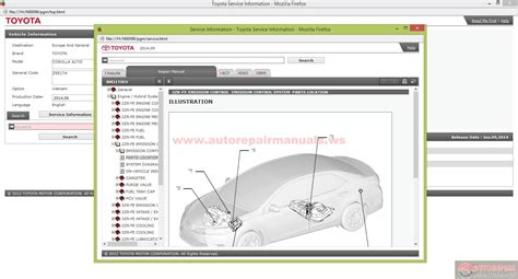 download car manuals 2007 toyota corolla parking system toyota corolla altis 2014 zre17 toyota service information auto repair manual forum heavy