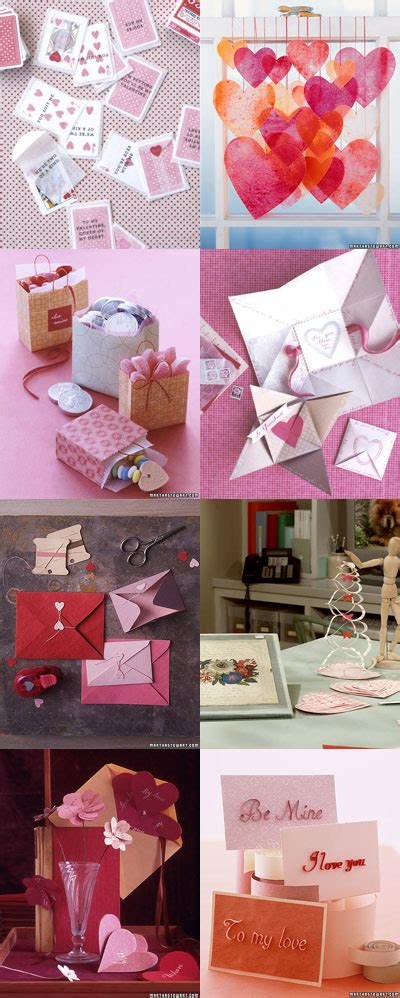 S Day Paper Crafts - martha stewart s day paper crafts paper crave