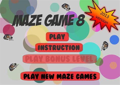 scary maze 8 scary maze