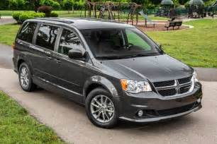 2016 dodge grand caravan pricing features edmunds