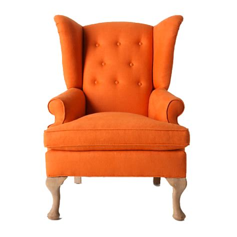 a modern wingback chair that s affordable popsugar home