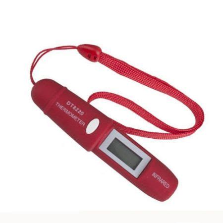 Mini Pen Infrared Thermometer 1 mini pen type non contact infrared ir digital lcd thermometer dt8220 portable sales