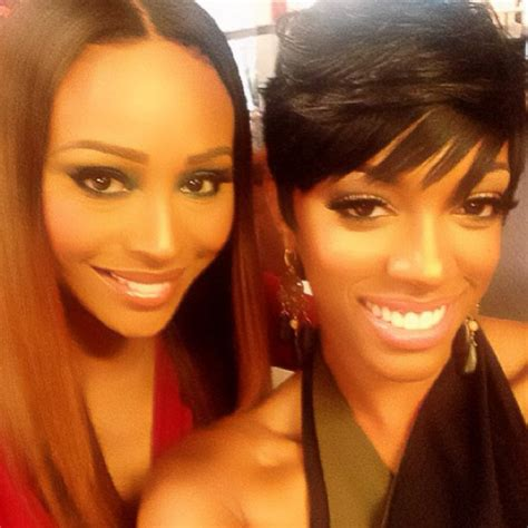 porsha stewart short hair cut photos porsha stewart shows off new shorter hair do