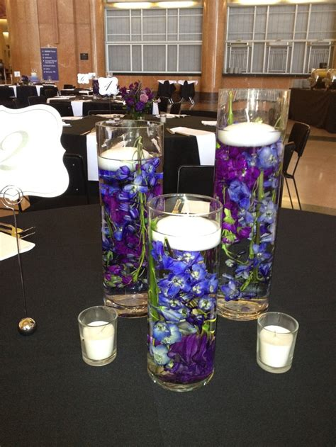 purple floating candles for centerpieces 396 best images about wedding decor on