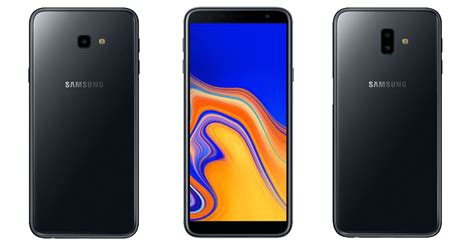 samsung galaxy j6 plus vs samsung galaxy j4 plus what is the difference