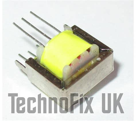 transformer impedance uk 10k to 600 ohm audio transformer microphone impedance step up step technofix uk