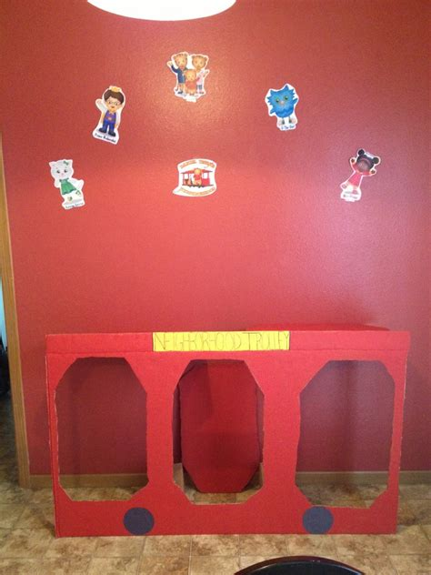 daniel tiger trolley bed daniel tiger birthday party ideas events to celebrate