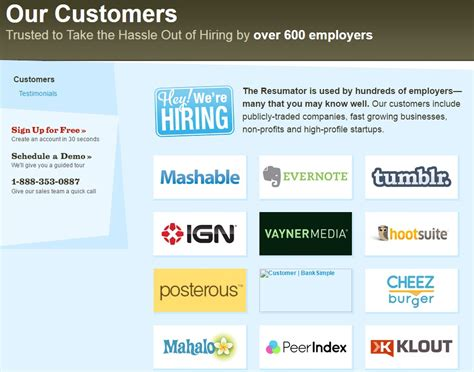 the resumator the resumator is an recruiting system that saves employers time and money