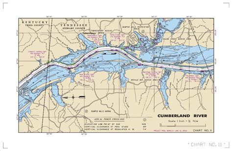 kentucky lake map pdf localwaters lake barkley maps boat rs