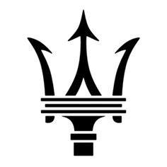 maserati trident tattoo maserati logo with skulls tattoo by metacharis on