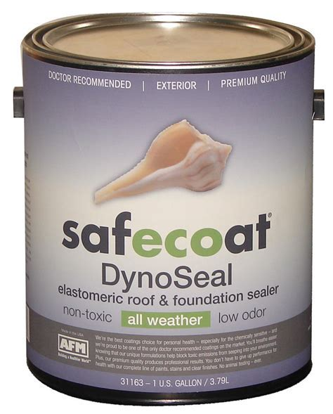 AFM SafeCoat, DynoSeal   Non Toxic, All Weather