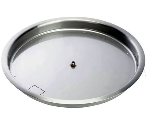 43 inch burner pan for 36 inch gas fire ring fine s gas