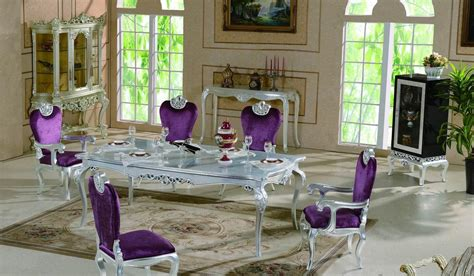 Purple Dining Room Set by Purple Dining Room Set Alliancemv