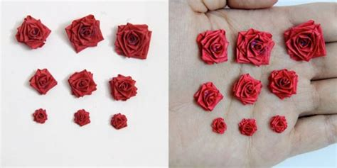 paper quilled roses different sizes honey s