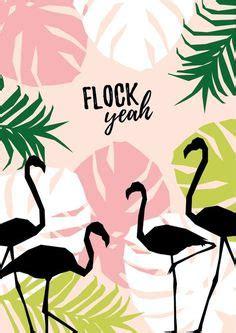 Pouch Tropical Vibes Flamingo Handmade By Kravitavi Diskon free flamingo printable free printables flamingo wallpaper and planners