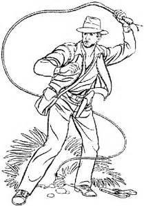Indiana Jones Coloring Pages To Print indiana coloring pages