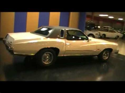 small engine maintenance and repair 1973 chevrolet monte carlo seat position control 1973 chevy monte carlo 454ci quot don t be stuck with a small block quot youtube