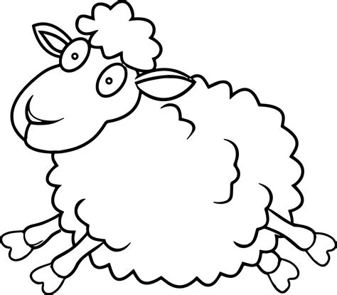 sheep coloring pages awesome sheep coloring pages wecoloringpage