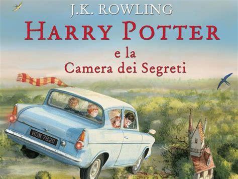 harry potter dei segreti harry potter e la dei segreti librintavola