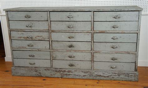 Multi Drawer Dresser 18 Drawer Multi Dresser Base At 1stdibs