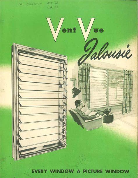 Lu Stop Avanza Original jalousie windows their history and where to buy them