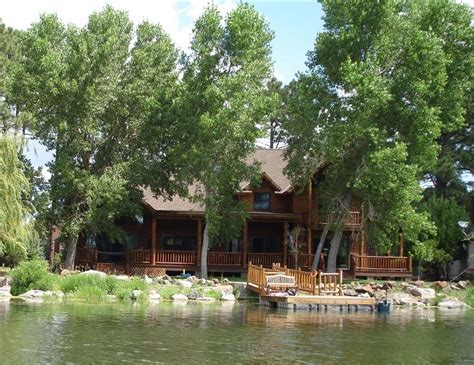Rainbow Lake Az Cabins rainbow lake cabin with large covered porch and breath