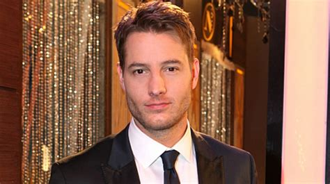 young and the restless star justin hartley to adam newman justin hartley s new job makes us anxious about a possible