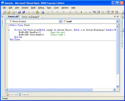 imagenes visual basic 2008 visual basic 2008 express edition descargar
