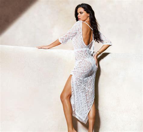 Robe Longue Crochet - robe en crochet blanc comment s habiller en dessous