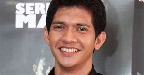 aktor film silat indonesia foto iko uwais the raid