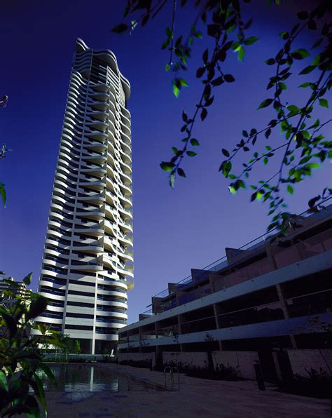 harry seidler associates horizon apartments