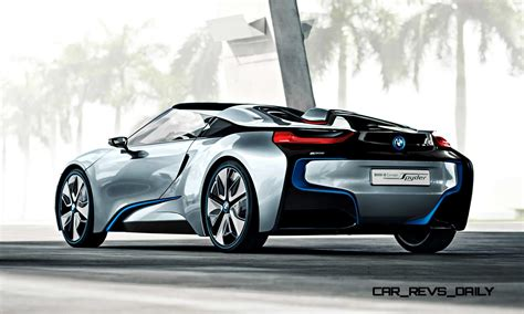 bmw i8 spec renderings 2016 bmw i8 spyder