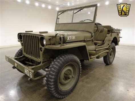Jeep 1945 For Sale 1945 Jeep Willys For Sale Hotrodhotline