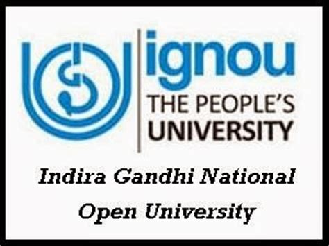 Mba Distance Learning Ignou Vs Symbiosis by Ignou Published Admission Notification For January 2014